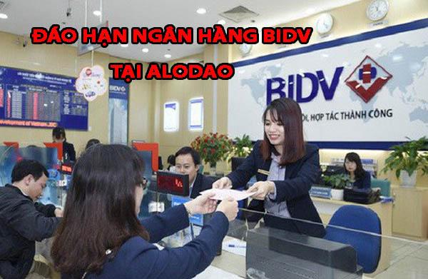 vay đáo hạn ngân hàng BIDV