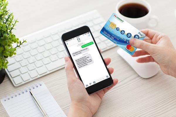 Đáo hạn thẻ tín dụng ngân hàng tphcm