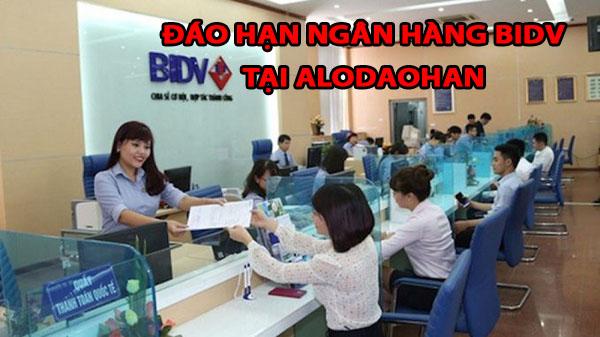 lãi suất vay đáo hạn ngân hàng BIDV