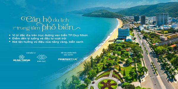 Thành phố Quy Nhơn – sự kết hợp hài hòa của thiên nhiên