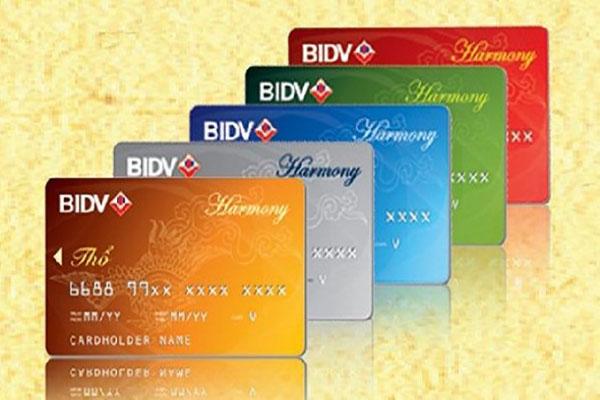Giới thiệu về thẻ tín dụng ngân hàng BIDV