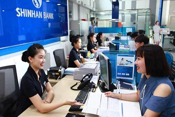 Điều kiện vay đáo hạn tại ngân hàng Shinhan Bank