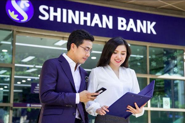 Lợi ích vay đáo hạn tại ngân hàng Shinhan Bank