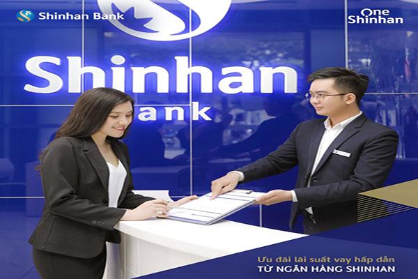 Quy trình vay đáo hạn tại ngân hàng Shinhan Bank