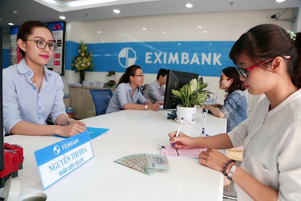 Lợi ích vay đáo hạn ngân hàng Eximbank.