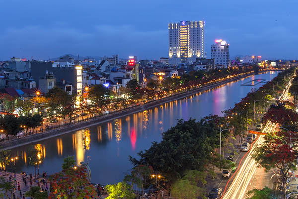 Hải Dương là một thành phố có tiềm năng kinh tế lớn tại Việt Nam
