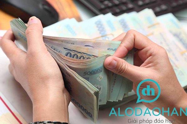 Đáo hạn thẻ tín dụng Sinhan bank giải ngân nhanh